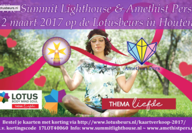 Lezing 12 maart op de Lotusbeurs