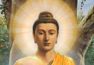 De Opgevaren Meester Gautama Boeddha