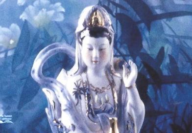 De Opgevaren Vrouwelijke Meester Kuan Yin