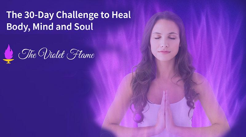 The Violet Flame Challenge
