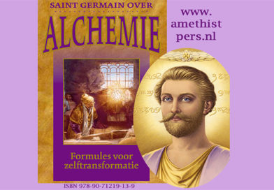 Saint Germain over Alchemie