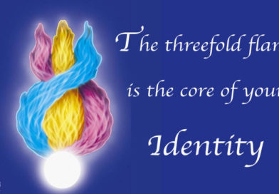 Three Aspects of the Heart Flame