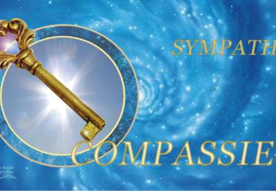 Het verschil tussen sympathie en compassie