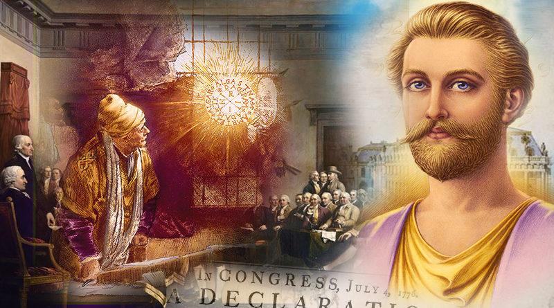 Saint Germain over Alchemie