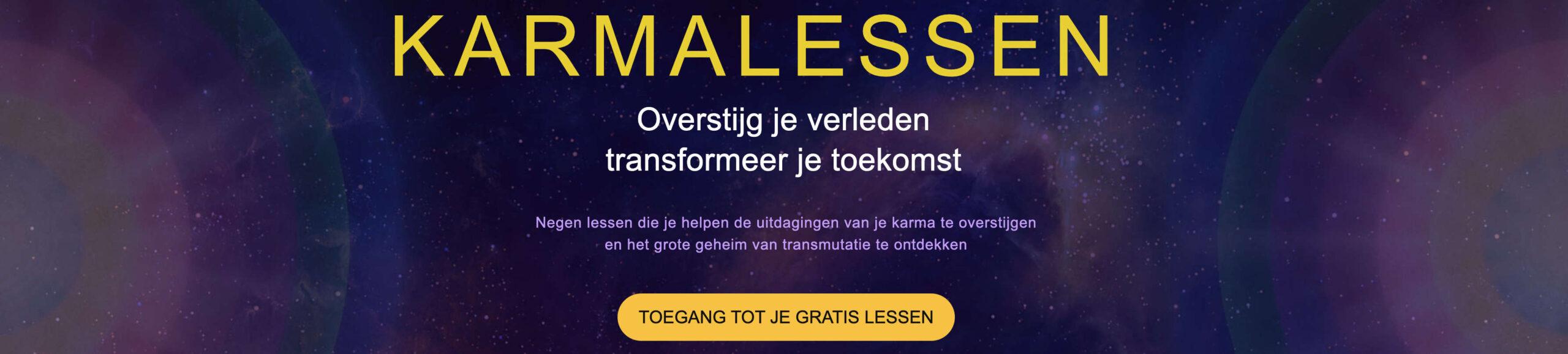 Karmalessen.nl