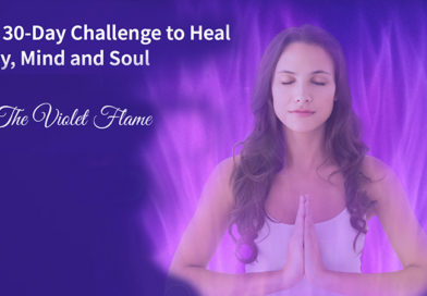 The 30-Day Challenge to Heal Body, Mind and Soul