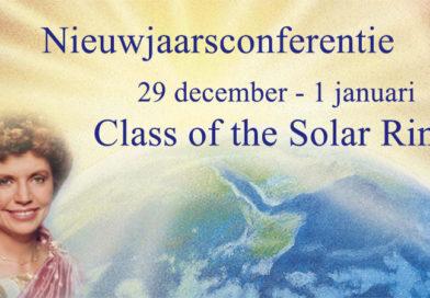 Nieuwjaarsconferentie: Een kosmisch historisch moment