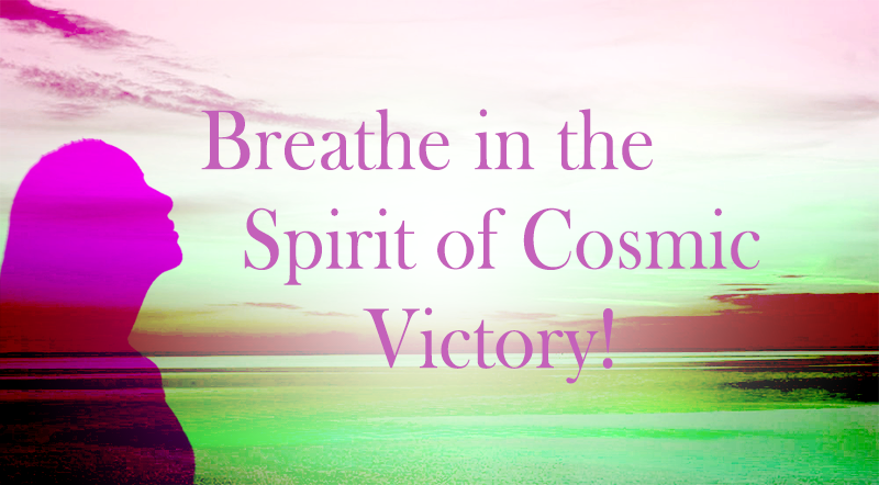 Cosmic Victory