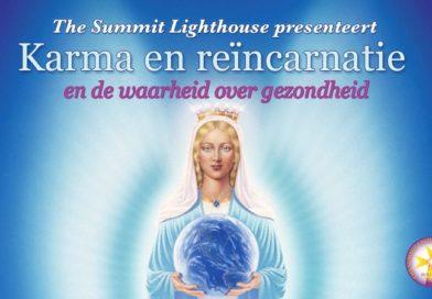 Lezing:Karma en reïncarnatie en de waarheid over gezondheid
