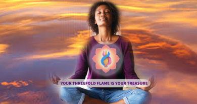Three Fold Flame Treasure