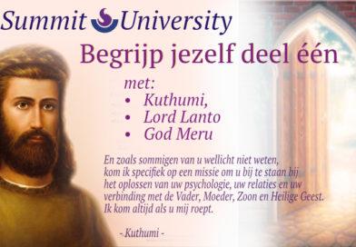 Summit University – Begrijp jezelf, deel één –