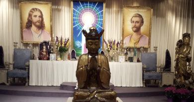 Boeddha - Jesus-Saint Germain