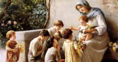 Adoration – by Giuseppe Magni (1869-1956)