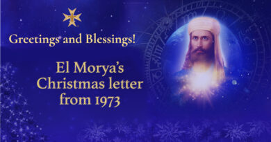 El Morya-Christmas 1973