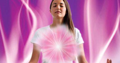 Violet Flame Mantra