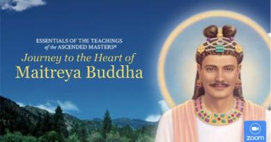 Journey to the Heart of Maitreya Buddha