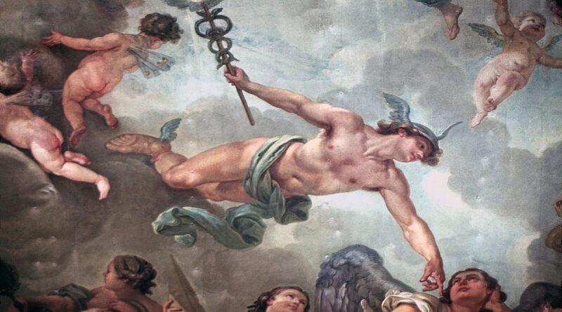 God Mercurius