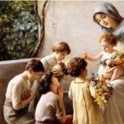Maria-children